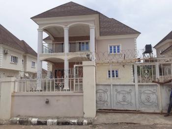 4 Bedroom Duplex with 2 Bedroom Bq, Life Camp, Gwarinpa, Abuja, Detached Duplex for Sale