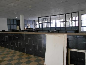 a Banking Hall of 410 Sqm, Fully Partitioned and Strategically Located in an Environment Full of Banks and Mortgage Institutions., Off Tafawa Balewa Way, Central Area, Central Business District, Abuja, Commercial Property for Rent