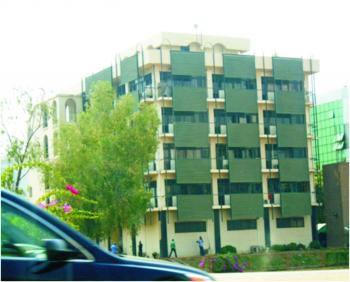 a Purpose Built Commercial Complex on Five Floors with Ample Parking Space, Sitting on a Land Size of About 3,000 Sqm, Central Area, Central Business District, Abuja, Commercial Property for Sale