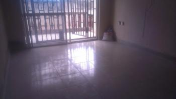 Newly Renovated 3 Bedroom Flat, Off Iwaya Road, Iwaya, Yaba, Lagos, Flat for Rent