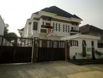 Brand New 4 Bedroom Detached Duplex with Bq, Chevron Drive, Lekki Expressway, Lekki, Lagos, Semi-detached Duplex for Sale