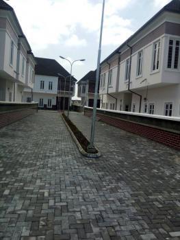 4 Bedroom Semi Detached/ Fully Detached Duplex in a Mini Estate, Along Lekki Epe Express, Ikota Villa Estate, Lekki, Lagos, Semi-detached Duplex for Sale