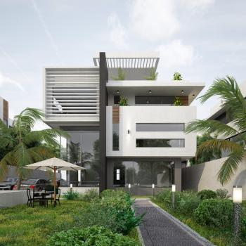 Luxury 5 Bedroom Detached Waterfront, Banana Island, Ikoyi, Lagos, Detached Duplex for Sale