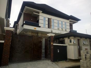 Brand New 4 Bedroom Detached Duplex with Bq, By Chevron, Lekki Expressway, Lekki, Lagos, Semi-detached Duplex for Sale