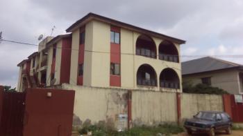 Well Spacious 3 Bedroom Flat with 2 Toilets, 2 Baths, Ishola Lemomu Street, Off Olaniyi, Abule Egba, Agege, Lagos, Flat for Rent