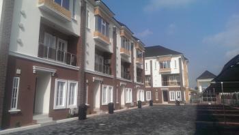 Beautifully Finished 4 Bedroom Terrace Duplex with Servant Quarters, Oniru Estate, Oniru, Victoria Island (vi), Lagos, Terraced Duplex for Sale