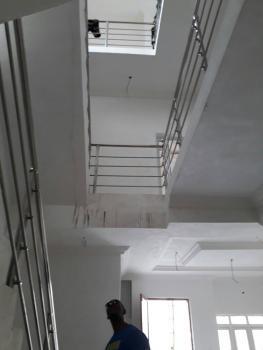 New Luxury 5 Bedroom Mansion on 3 Floors, S Forte, Thomas Estate, Ajah, Lagos, Detached Duplex for Sale