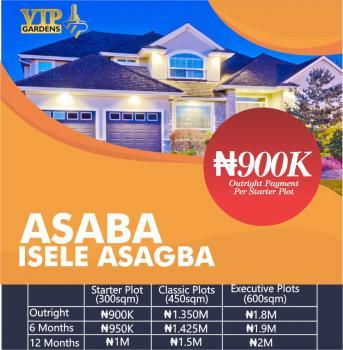 Estate Land, Isele  Asagba, Asaba, Delta, Residential Land for Sale