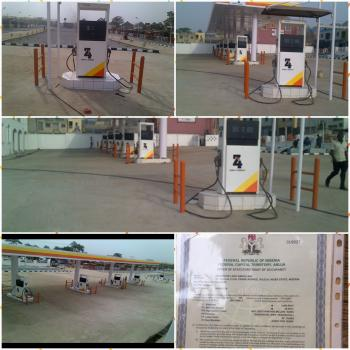 Functional 12 Pumps Filling Station, Has C of O, Apo, Abuja, Filling Station for Sale