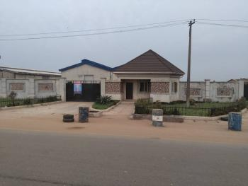 a Well Positioned 6 Bay Warehouses with Office Block in Strategic Area on 5 Acres of Land, Directly on Lagos-abeokuta Express Way, Sango Ota, Ogun, Warehouse for Sale