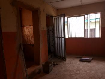 Lovely  Newly Renovated Single Room Self Contained in a Block of Flats, Off Community Road, Akoka, Yaba, Lagos, Self Contained (single Room) for Rent
