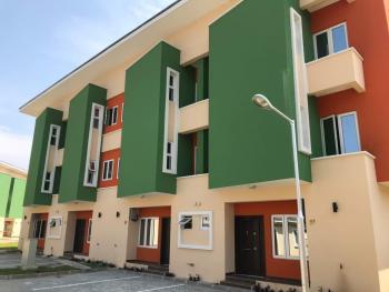 Brand New 4 Bedroom Terrace House, Osapa, Lekki, Lagos, Terraced Duplex for Sale