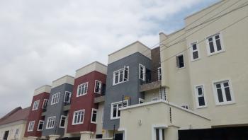 Newly Built 4 Bedroom Terraced  Duplex with 1 Room B/q, Jakande, Lekki, Lagos, Terraced Duplex for Rent