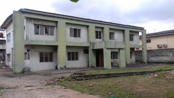 a Block of 5 Bedroom Fully Detached Duplex with 2 Boy's Quarters Sitting on 1,100sqm Lanad, Ilupeju, Ilupeju Estate, Ilupeju, Lagos, Detached Duplex for Sale
