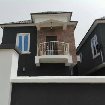 4 Bedroom Detached House Tastefully Finished in a Secured Estate at Badore, Ajah, Badore, Ajah, Lagos, Detached Duplex for Sale