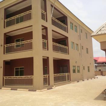 Brand New 9 Units of 3 Bedroom Empty Flats with a Bq Each,preferably Corporate Letting,,jabi, Jabi, Jabi, Abuja, Flat for Rent
