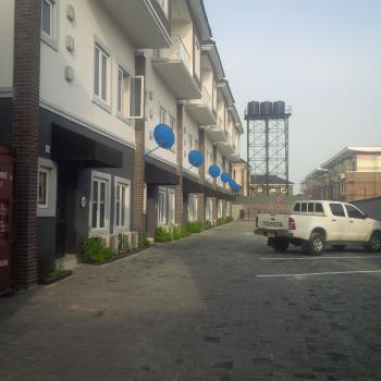 Exquisitely Finished Luxury Serviced Development, Ikate Elegushi, Lekki, Lagos, Terraced Duplex for Sale