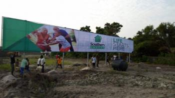 Plots of Land for Sale at Southern Greens Estate, Lafiaji, Lekki Environs, Southern Greens Estate, Lafiaji By Orchid Hotel Way, Lekki Lagos, Lafiaji, Lekki, Lagos, Residential Land for Sale