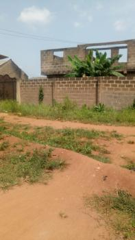 Distress Sale!!! Well Built Uncompleted Duplex with 4 Units of 3 Bedroom Flats By Winners Hq, Sango Ota, Ogun, Detached Duplex for Sale