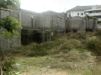 1300sqm of Residential Plot with 4 Units of 2 Bedroom Apartment ( Lintel Level), By Dubai Market, Games Village, Kaura, Abuja, Residential Land for Sale