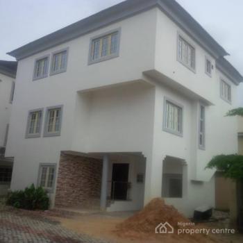 4 Bedroom Detached Duplex Plus Bq, All Rooms 1 Room Bq 2 Lounges in a Mini Estate, Yessufu Abiodun Road, Oniru, Victoria Island (vi), Lagos, Detached Duplex for Sale