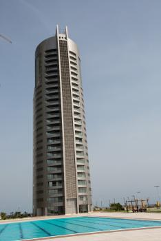Luxury Furnished 3 Bedroom Flat with Excellent Facilities, Champagne Pearl, Eko Atlantic City, Victoria Island Extension, Victoria Island (vi), Lagos, Flat for Rent