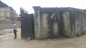 a Fenced Plot in a Developed Area, Thomas Estate, Ajah, Lagos, Land for Sale