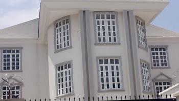Brand New Ambassadorial Lavishly Finished 6 Bedroom Fully Detached Duplex with Bq, Chalet, Pool, Garden, Laundry, Maitama District, Abuja, Detached Duplex for Rent