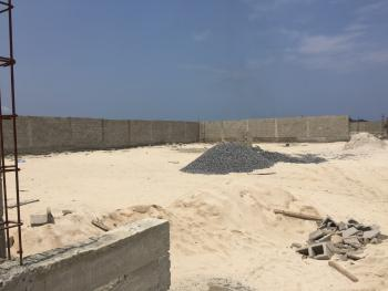 a 751sqm Corner Piece Land, Fenced & Sand-filled, Off Orchid Hotel Road, By Second Toll-gate, Lekki-epe Expressway, Lafiaji, Lekki, Lagos, Mixed-use Land for Sale