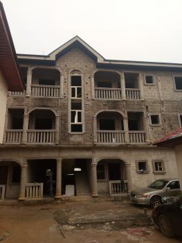 Two 3 Bedroom Flats En Suite, Four 2 Bedroom Flat En Suite, 3, Elshaddai Street Farm Road, Eliozu, Port Harcourt, Rivers, House Joint Venture