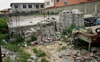 650sqm Developed Land with Governors Consent Suitable for Developer Or Private Use, Opposite Nicon Town, Salem Bus Stop, Lekki Expressway, Lekki, Lagos, Residential Land for Sale