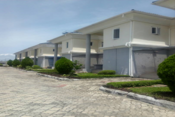 3 Bedroom Terrace House+room Bq, Oniru, Victoria Island (vi), Lagos, Terraced Duplex for Rent