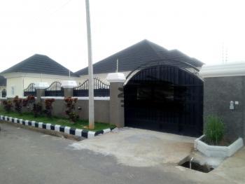 Luxury 4 Bedroom Bungalow + 1 Bedroom Bq, Gwarinpa, Abuja, Detached Bungalow for Rent