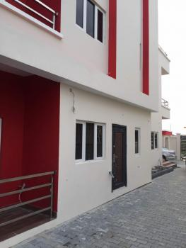 Well Fitted Brand New 3 Bedrooms Flat, By Atlantic View Estate, Off Alpha Beach, Before Chevron Roundabout, Agungi, Lekki, Lagos, Flat for Rent