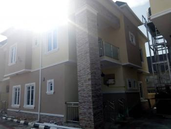 Newly Built 4 Bedroom Duplex with Bq, in a Secured Estate By Peninsula Estate, Close to Blenco, Sangotedo, Ajah, Lagos, Detached Duplex for Rent
