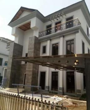 Brand New Exquisitely Finished 6 Bedroom Detached House with 1 Room Boys Quarters and Swimming Pool, Banana Island, Ikoyi, Lagos, Detached Duplex for Sale