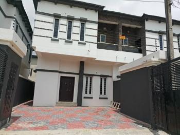 Luxury 4 Bedroom Semi Detached, Oral Estate, 2nd Toll Gate, Lekki, Lagos, Semi-detached Duplex for Sale