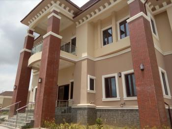 Mansion with Elevator, Swimming Pool, Penthouse and Bq, Asokoro District, Abuja, Detached Duplex for Sale