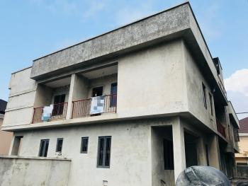 Five Bedroom Semi Detached House with a Room Bq, Lekki Phase 1, Lekki, Lagos, Semi-detached Duplex for Rent