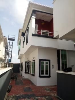 New and Excellently Finished 4 Bedroom Semi-detached Duplex with Bq, Ikota Villa Estate, Lekki, Lagos, Semi-detached Duplex for Sale