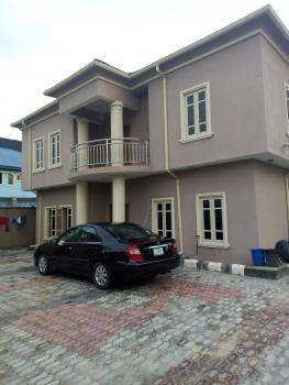 Well Finished with Pop 3 Bedroom Flat, No 50, Addo Road, Thomas Estate, Ajah, Lagos, Flat for Rent