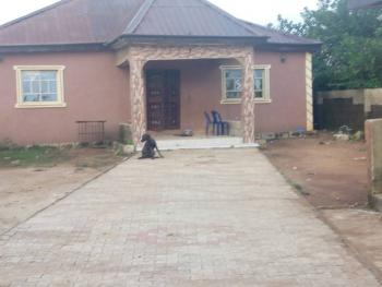 a Well Finished Completed 3 Bedroom Detached Bungalow with 4 Rooms, Igbokuta Rd, Gberigbe, Off Ijede Rd, Ikorodu, Lagos, Detached Bungalow for Sale