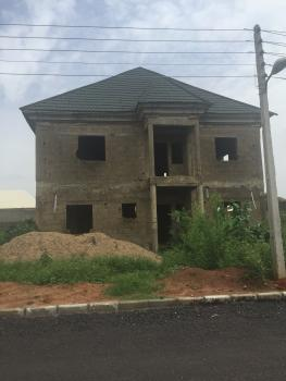 4 Bedroom Duplex, with 2 Sitting Rooms, Emerald Garden Estate, Lokogoma District, Abuja, Detached Duplex for Sale