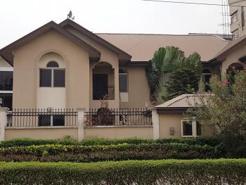 Well Maintained 4 Bedroom Duplex + Detached Staff Quarters, Royal Palm Drive, Osborne Phase 2, Osborne, Ikoyi, Lagos, Semi-detached Duplex for Rent