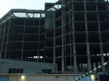 Uncompleted 3 Star Hotel on 6700sqm Plot, Jabi, Abuja, Hotel / Guest House Joint Venture