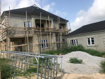 5 Bedroom Duplex with a 3 Bedroom Bungalow, Off Akala Expressway, Oluyole, Oyo, House for Sale