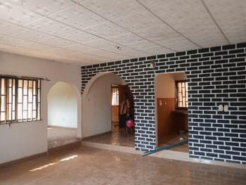 a Very Decent and Lovely 4 Bedroom Bungalow Setback on 1 and Half Plot, Amule Ipaja Lagos, Ipaja, Lagos, Flat for Sale