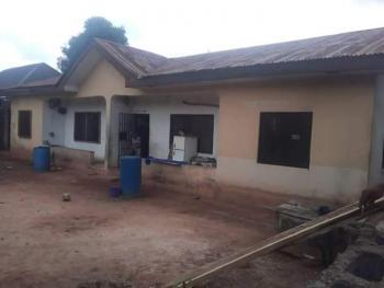 Bungalow on 2 Plots, By Emenite, Emene, Enugu, Enugu, Terraced Bungalow for Sale