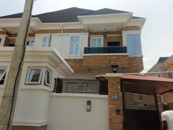 Excellent and Classic 4 Bedroom Semi Detached Duplex, Oral Estate, Along Chevron Roundabout, Second Toll Gate, Lekki Expressway, Lekki, Lagos, Semi-detached Duplex for Rent