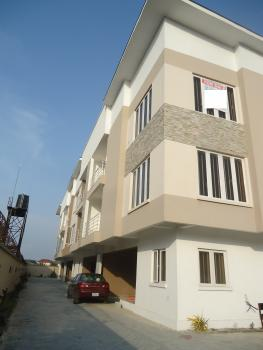 Fantastically Finished 4 Bedroom Terraced Duplex, Oral Estate, Along Chevron Roundabout, Second Toll Gate, Lekki Expressway, Lekki, Lagos, Terraced Duplex for Rent